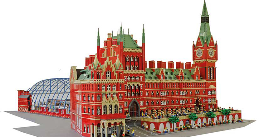 perth braced for lego mania ahead of warren elsmore s brick city