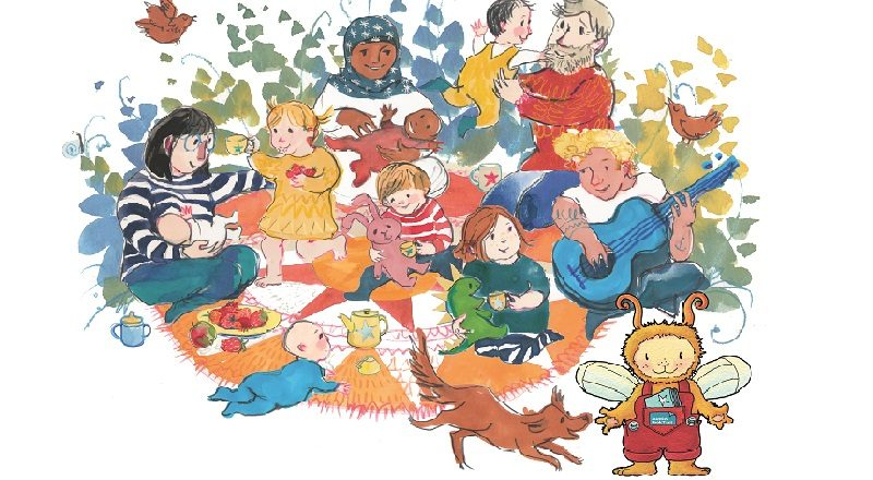 Bookbug S Teddy Bears Picnic And Craft Activity 0 5 Years